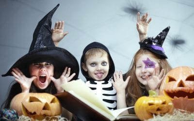Halloween events around Amsterdam for kids!