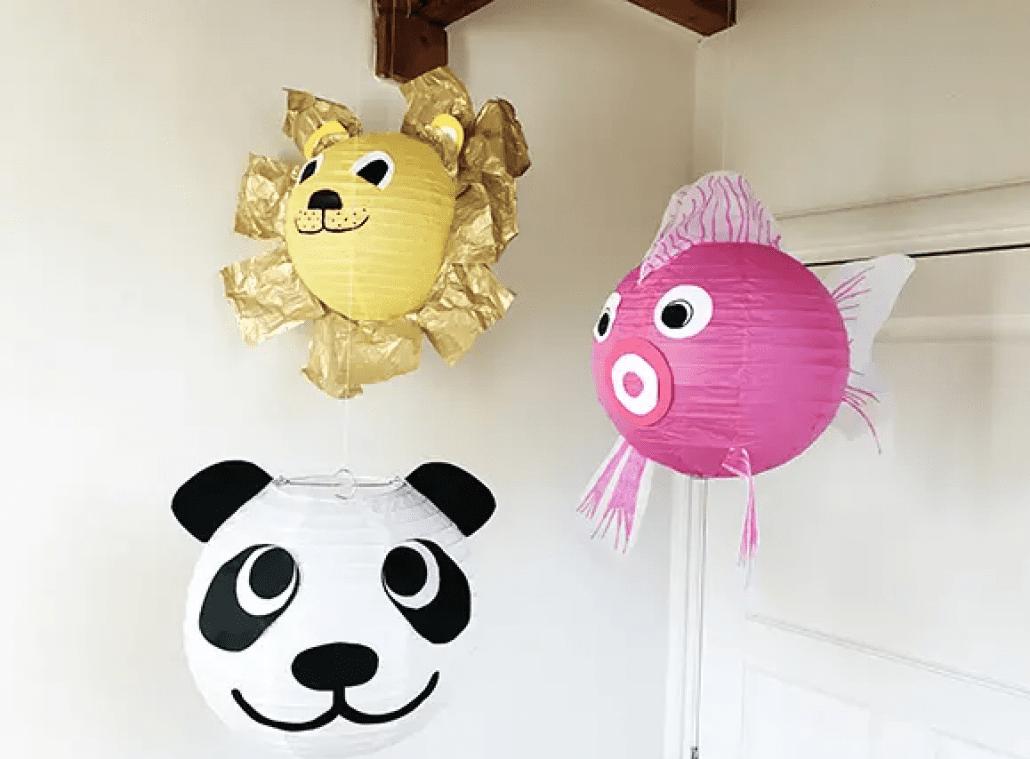 7x simple DIY lanterns to make with kids for Sint Maarten